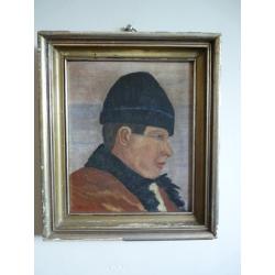 neznámy: Portrét sedliaka