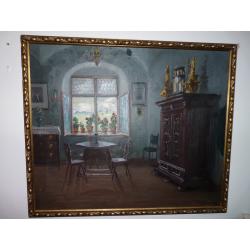 Koganowský: Dobový interiér