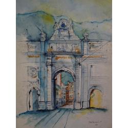Breit Wiesr Ingeborg: Viedenská mestská brána