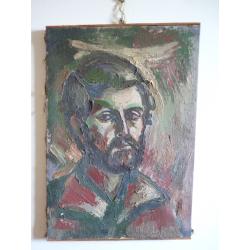 Ladislav Čemický (pripisované): Portrét muža
