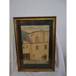 Jozef Teodor Mousson (pripisované): Mešťanský dom