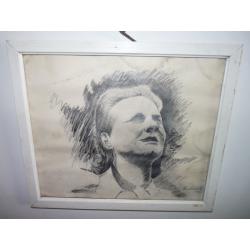 Ján Mudroch (pripisované): Hlava ženy