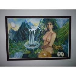 neznámy: Eva v raji