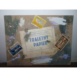 A. Barčík: Toaletný papier a zápalky