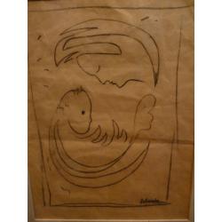 Mikuláš Galanda (pripisované): Matka s dieťaťom