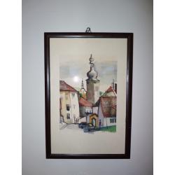 Lídye Šloufová: Dačická věž