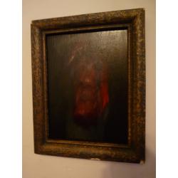 neznámy: Sväté rúcho Turínske plátno