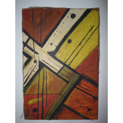 Alois Klimo (pripisované): Križovatka