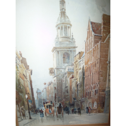 Ernest George: Londýn