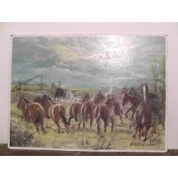 V. Bomboš: Mustangy