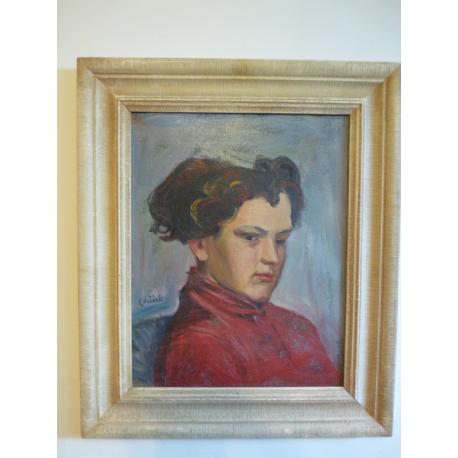 neznámy: Portrét ženy